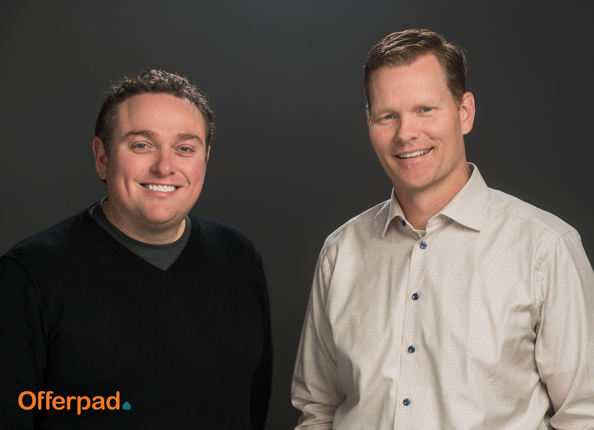 Image of Co-founders Brian Bair and Jerry Coleman